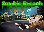 Zombie Breach - http://www.littlemonstersgames.com/zombie-breach/ - Description  The city has lost control over the zombie outbreak. You must make a final stand to prevent the zombie breach. Use the weapons at your disposal to protect the city in this challenging game fit for the survival minded gamer.  Instructions