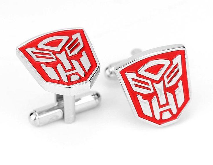 Transformers - Autobot Cufflinks