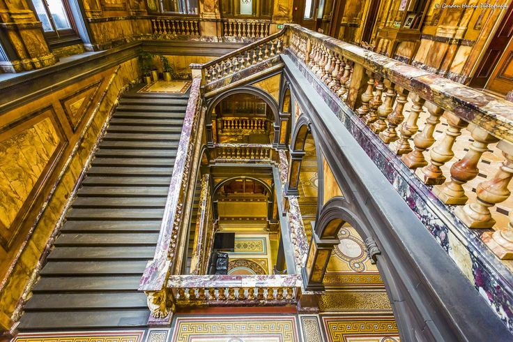 inside glasgow city chambers