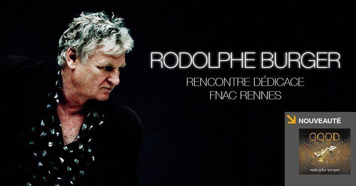Rodolphe Burger en dédicace à la Fnac Rennes Rencontre et dédicaces avec le guitariste, chanteur et compositeur Rodolphe Burger à l'occasion de la sortie de son nouvel album «Good», dans le cadre du partenariat avec le festival Mythos. Evènement gratuit et en accès libre, dans la limite des places disponibles  https://www.unidivers.fr/rennes/rodolphe-burger-en-dedicace-a-la-fnac-rennes/ https://www.unidivers.fr/wp-content/uploads/2017/03/fa