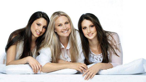 anneline kriel and her girls