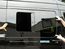 Sprinter half-slider in RH sliding-door
