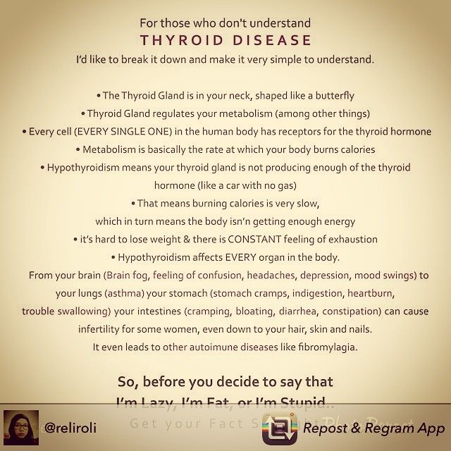 """302 Likes, 18 Comments - Marina Gutner,PhD thyroid blog (@outsmartdisease) on Instagram: """"For those who don't understand #thyroid #disease - get your facts straight: Here is what makes it…"""""""
