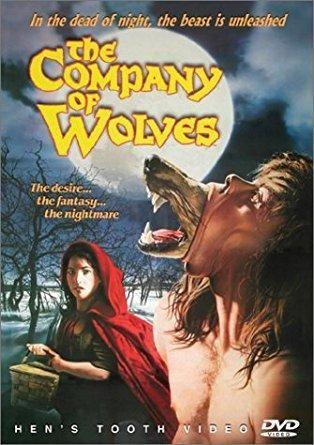 The Company Of Wolves Angela Lansbury, David Warner, Sarah Patterson, Graham Crowden, Brian Glover, Kathryn Pogson