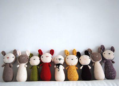 amigurumi...: Blanket, Crochet Dolls, Crochet Toys, Children Toys, Crochet Amigurumi, Bunnies, Crochet Diy, Kid, Animal