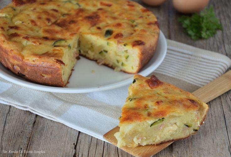 Torta+salata+alla+ricotta