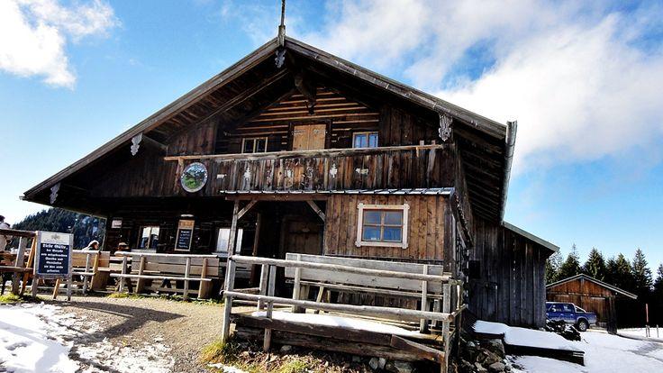 Wanderung Aueralm am Tegernsee (500hm, 3h, leicht) | Hütten, Leichte Wanderungen