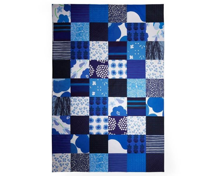 Vintage Marimekko Quilt: Remodelista