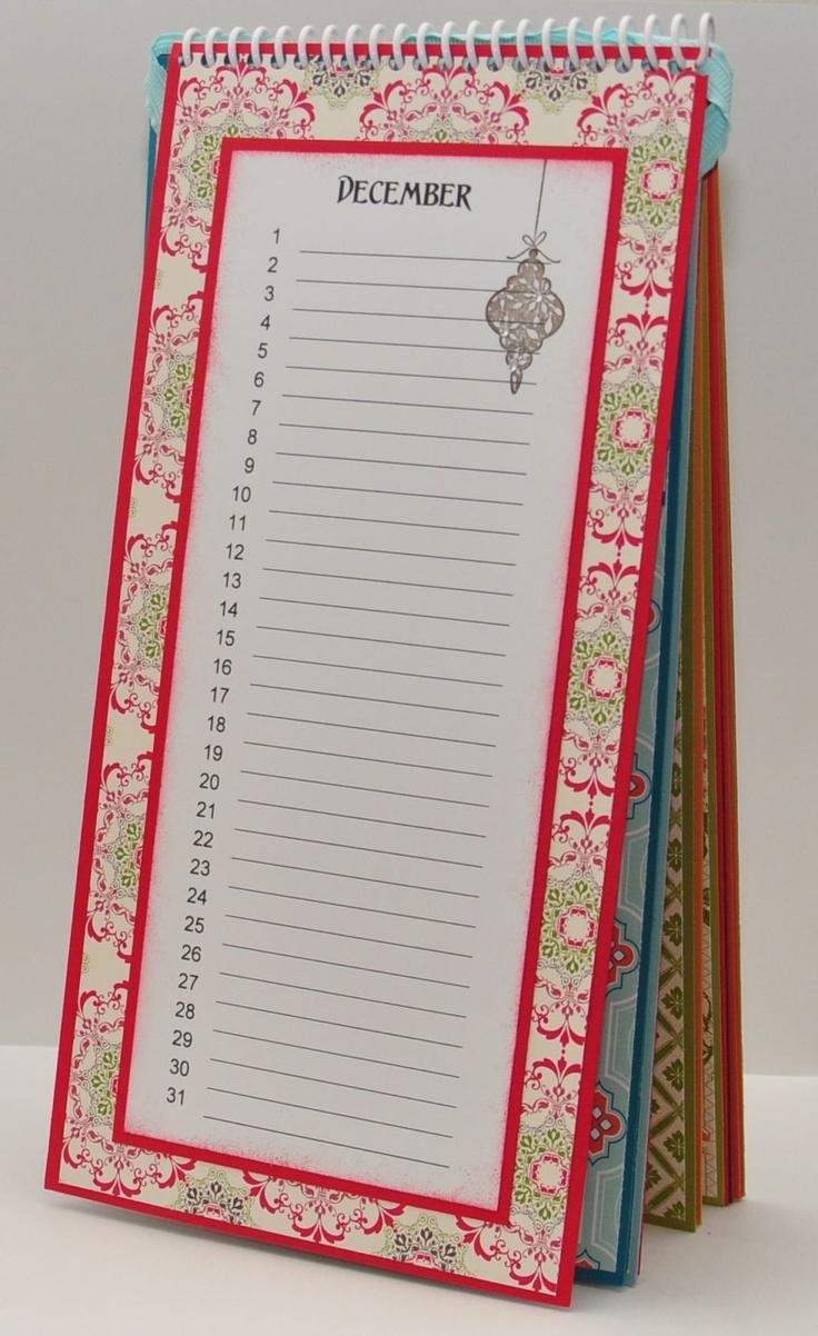 Best Perpetual Calendar Printables Images On