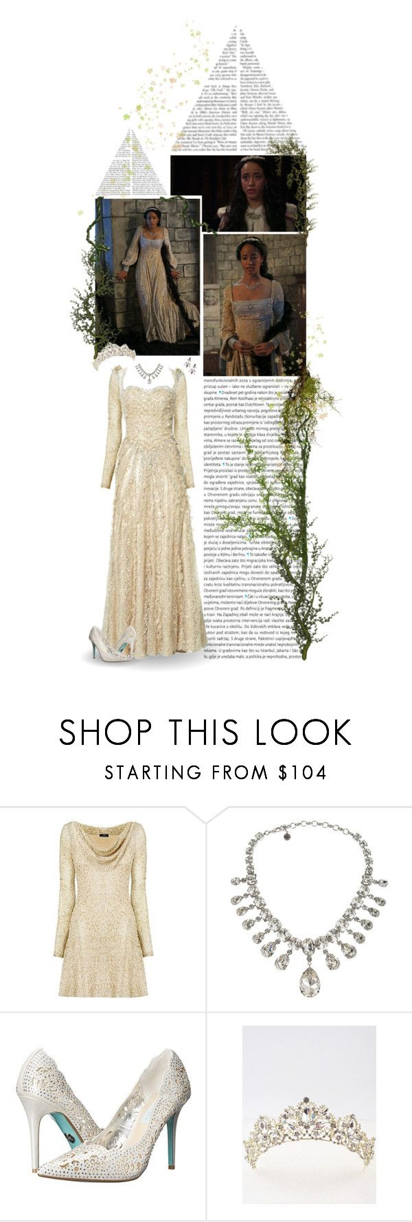 """Rapunzel - Once Upon a Time"" by supercalifragilistica ❤ liked on Polyvore featuring Once Upon a Time, Nicole Coste, Tom Binns, Oris, Betsey Johnson, Disney, Jeweliq, disney, rapunzel and onceuponatime"