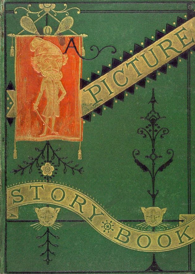 A Picture Story-Book with Four Hundred Illustrations by eminent artists. London, New York 1873