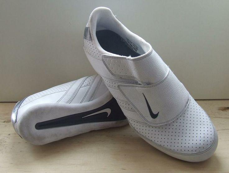 Buty Nike używane męskie sportowe białe
