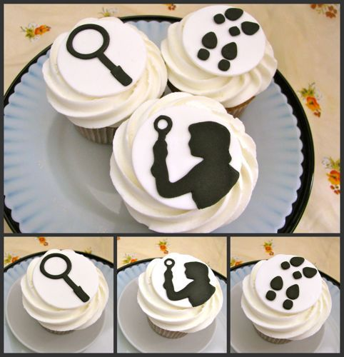 1000 Ideas About Police Cupcakes On Pinterest Police