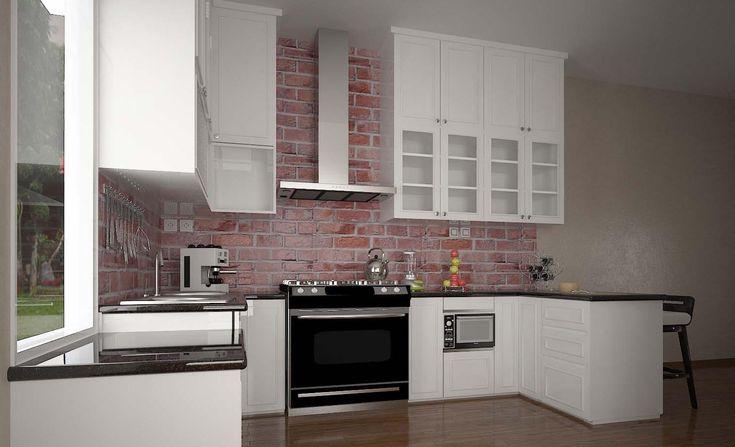 Harga Kitchen Set - Lemari Pakaian Sliding - Rak TV Minimalis by Gavin