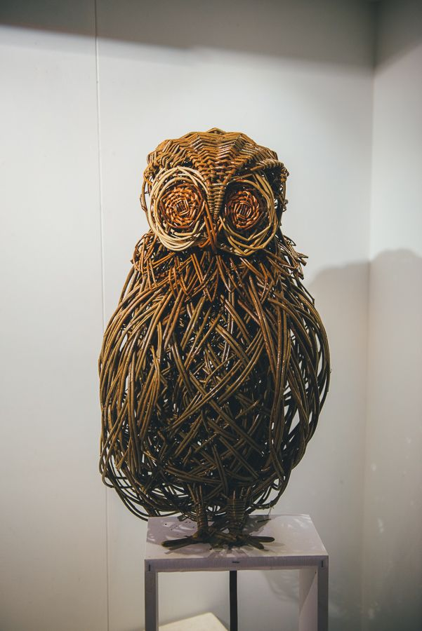 Juliette Hamilton willow owl                                                                                                                                                      More