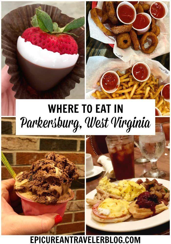 Weekend Getaway Guide Parkersburg West Virginia Foodie Travel