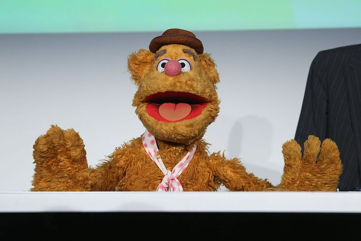 "Fozzie Bear's version of ""In Da Club"" just made us love 50 Cent's classic hit even more."