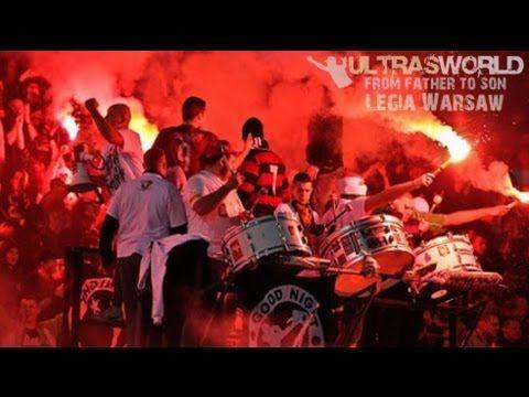 Legia Warsaw - Ultras World