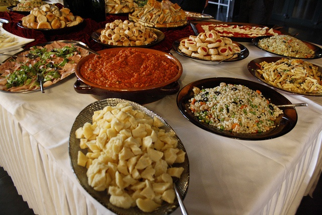Parmigiano, pappa al pomodoro... tasty food from Tuscany.  Frontiers 2011 - day 1 by frontiersofinteraction, via Flickr