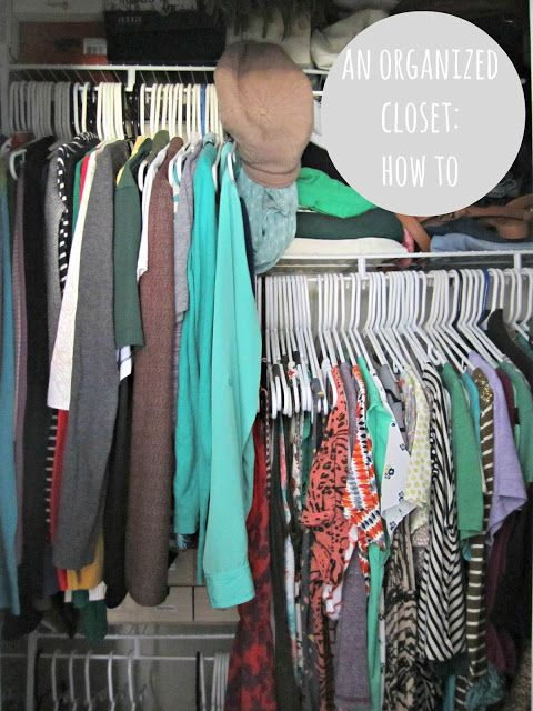 25 brilliant lifehacks for your tiny closet 2
