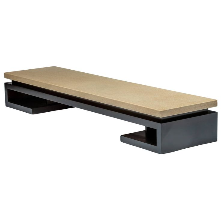 Modern Coffee Table paul frankl coffee table or bench | beautiful, design and furniture