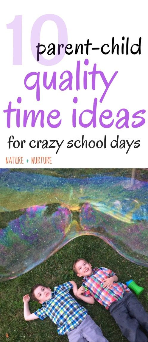 Maybe you are missing out on quality time with kids and you want to make the time you have count for more. Here are 10 ways to make memories together daily.
