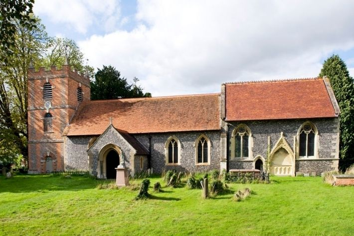 St Bartholomew's Church, Lower Basildon, Berkshire | The Churches Conservation Trust