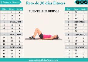Desarrolla y reafirma glúteos sin necesidad de acudir a maquinas de gimnasio con este práctico  y sencillo ejercicio.       Realiza el r...