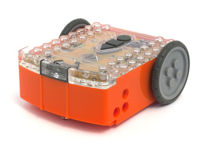 Educational robotics with Edison