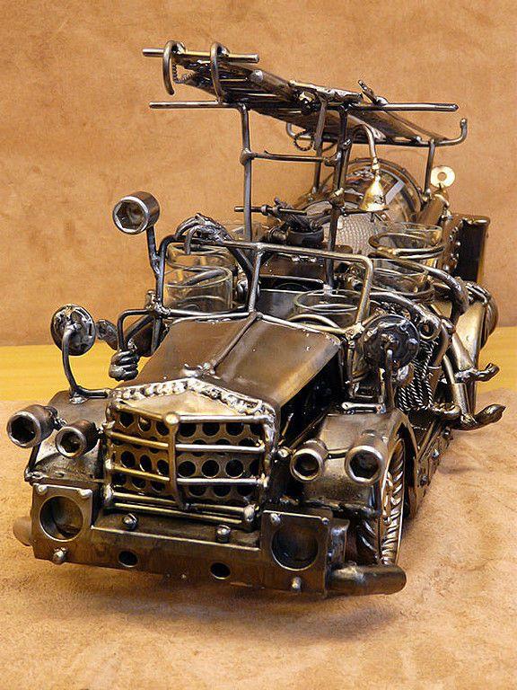 Модели из металла ручной работы реальные заработки веб моделей