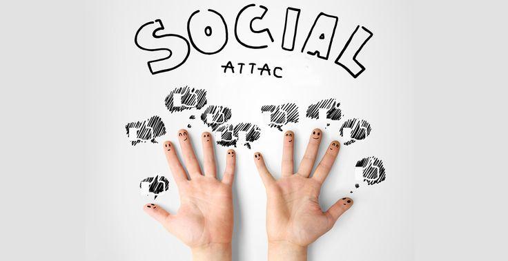 I social networks hanno ormai preso parte della nostra vita quotidiana come se non ne potessimo più fare a meno...