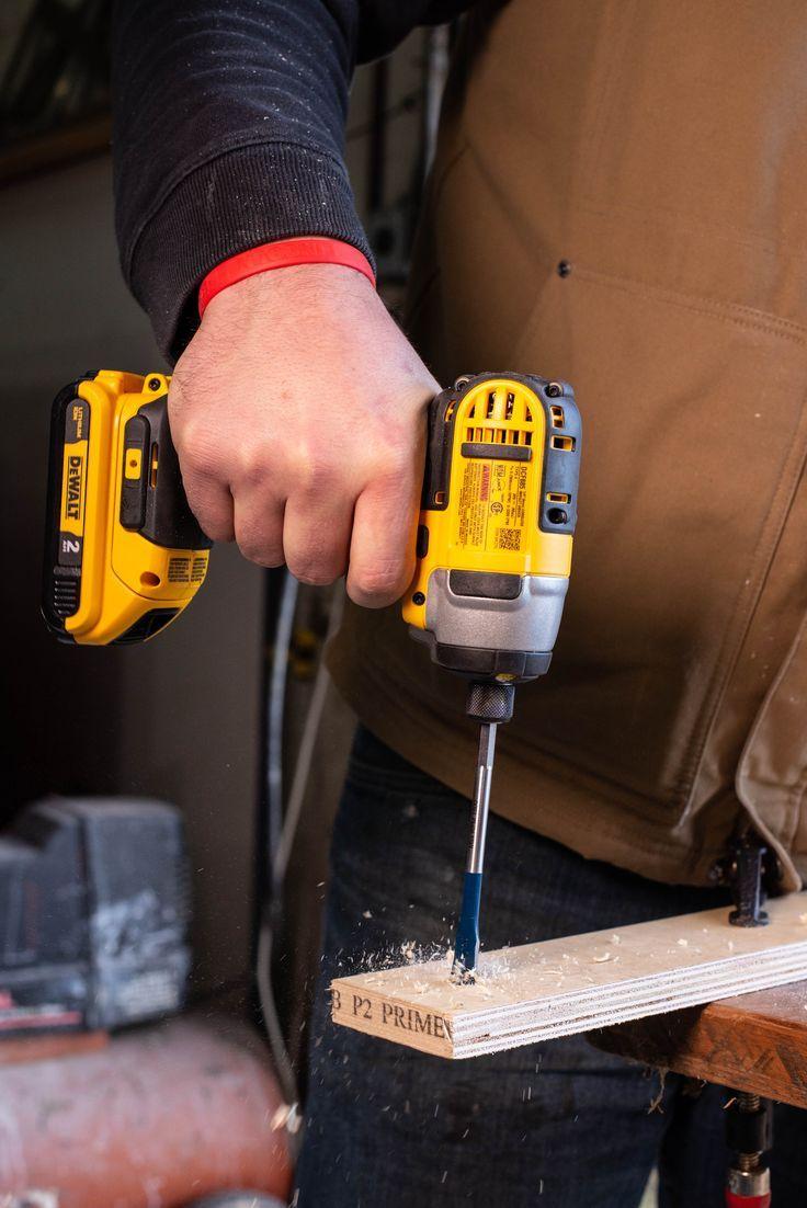 DIY Woodworking Ideas BOSCH 19pc. Spade Bits. #woodworkingtoolreviewes #toolreviews