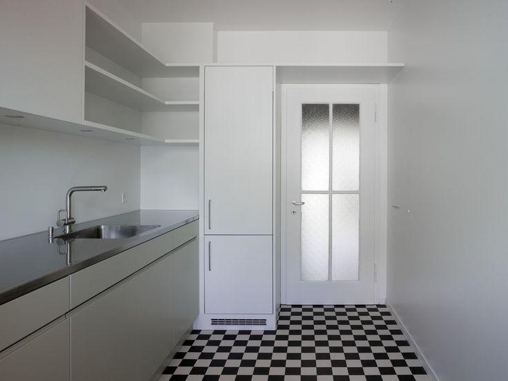 vorher nachher 50er jahre chic trifft auf moderne k chen die du niemals vergessen wirst. Black Bedroom Furniture Sets. Home Design Ideas