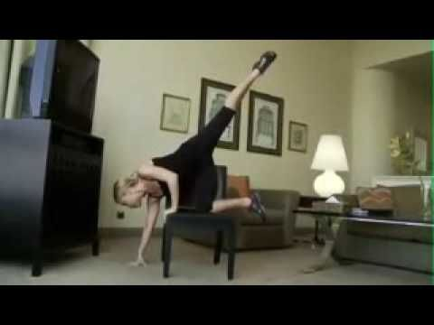 Gwyneth's Butt-Blasting Moves-Tracy Anderson