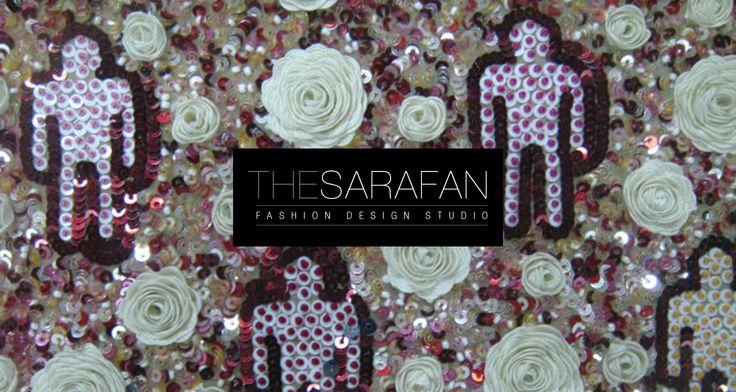 TheSarafan handmade embroidery designs