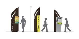 sunset zoo entrance architecture - Căutare Google
