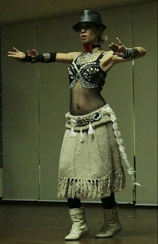 Desi on Tribal Fusion Bellydance