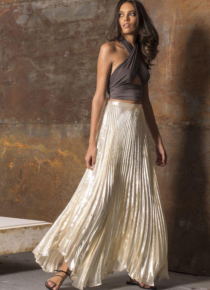 Alya skirt & Alzir top