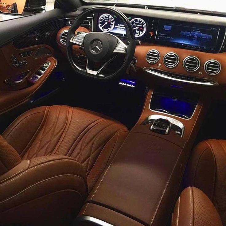 Mercedes-Benz S 63 AMG coupé (Instagram @instacars_23)