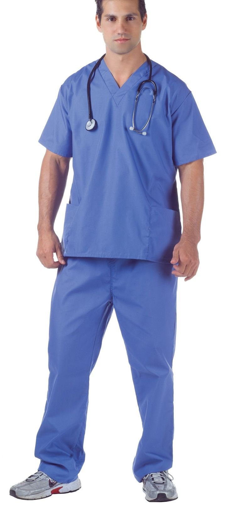 White apron doctors - Buy Blue Doctors Scrub Suit With Top And Bottom Online B2bmonk