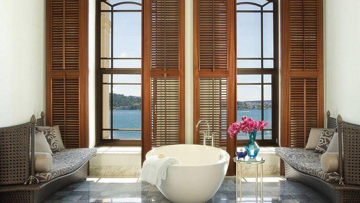 Four Seasons Bosphorus - Istanbul Tour Studio – Istanbul Guide