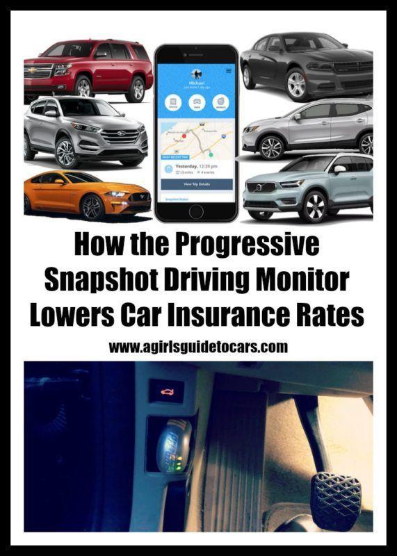 I Tried Progressive Snapshot Monitoring Device Progressive