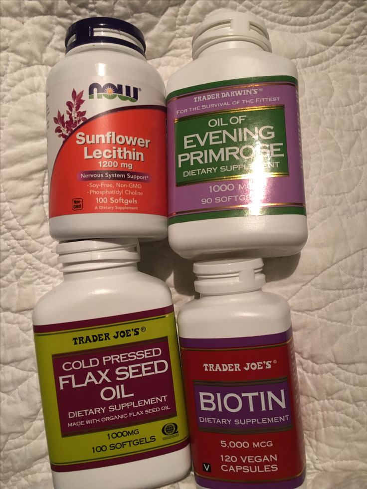 Hair Growth and Essential Daily Vitamins