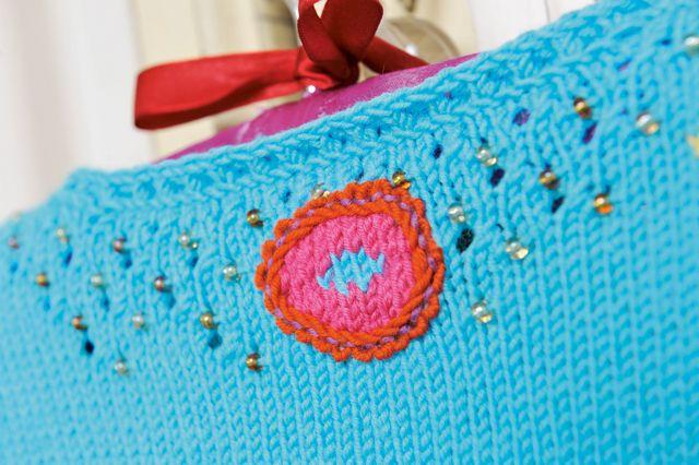 Pimp Stitch Embroidery On Knitting : 115 beste afbeeldingen over Knitting techniques op Pinterest - Borduurwerk, G...