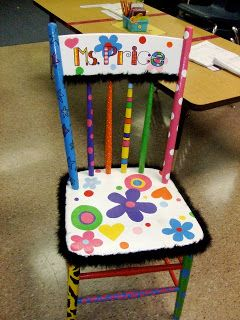 The Price of Teaching: Painted Furniture