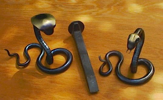 forging ideas with railroad spikes - Google Search