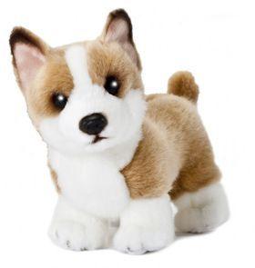 Aurora Corgi, Kuscheltier Hund ca. 20 cm, Mi Yoni Plüschtier