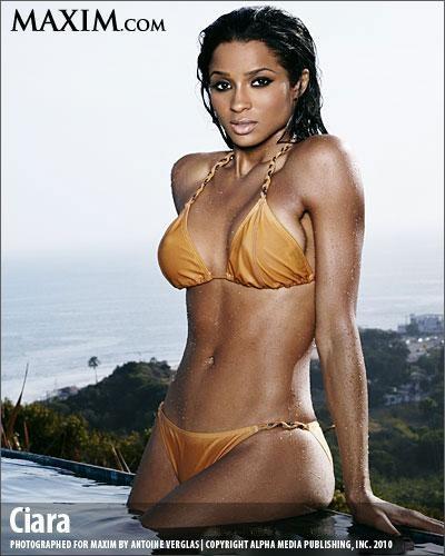 want her abs so bad #Ciara