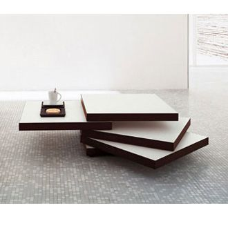 Luciano Bertoncini Rotor Low Table Table Table Low Tables House - Rotor-coffee-table-by-bellato
