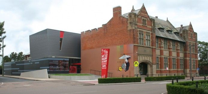Maitland Regional Art Gallery  Maitland, NSW, Australia. v@e.